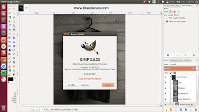How to Upgrade Gimp to Latest Gimp Stable in Linux