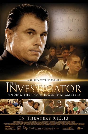 The Investigator (2013) DVDRip