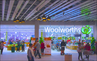 Woolworths Pacific Fair