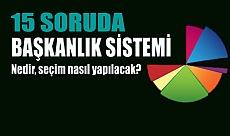 Başkanlık Sistemi nedir özellikleri nelerdir, Türk Tipi Başkanlık nedir?