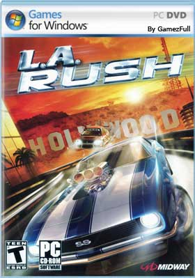 L A Rush Free Download PC Game Full Version Setup