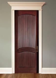 Desain Pintu Kamar Tidur Minimalis Terbaru