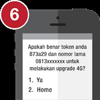 cara membuat jaringan 3g ke 4g lte telkomsel