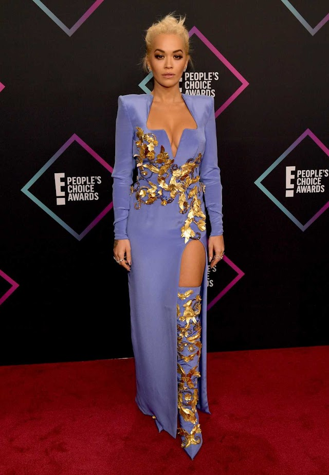 #Entertainment : List of winners of People's Choice Awards and best dressed stars  on red carpet.
