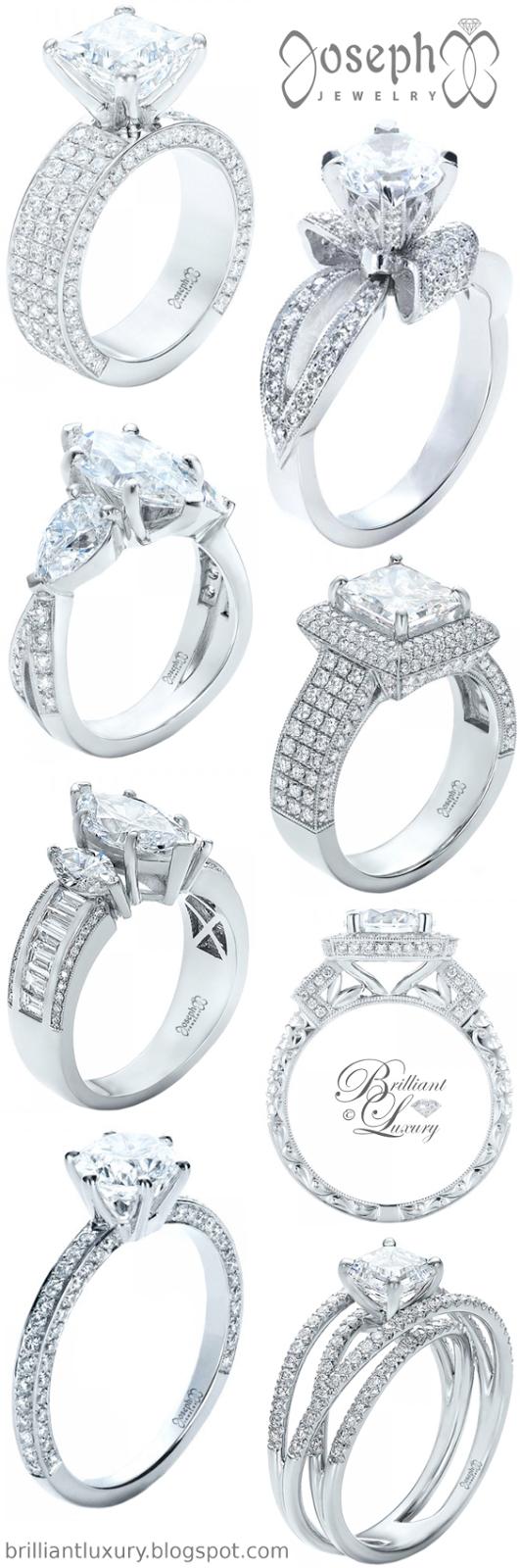 Brilliant Luxury ♦ Joseph Jewelry