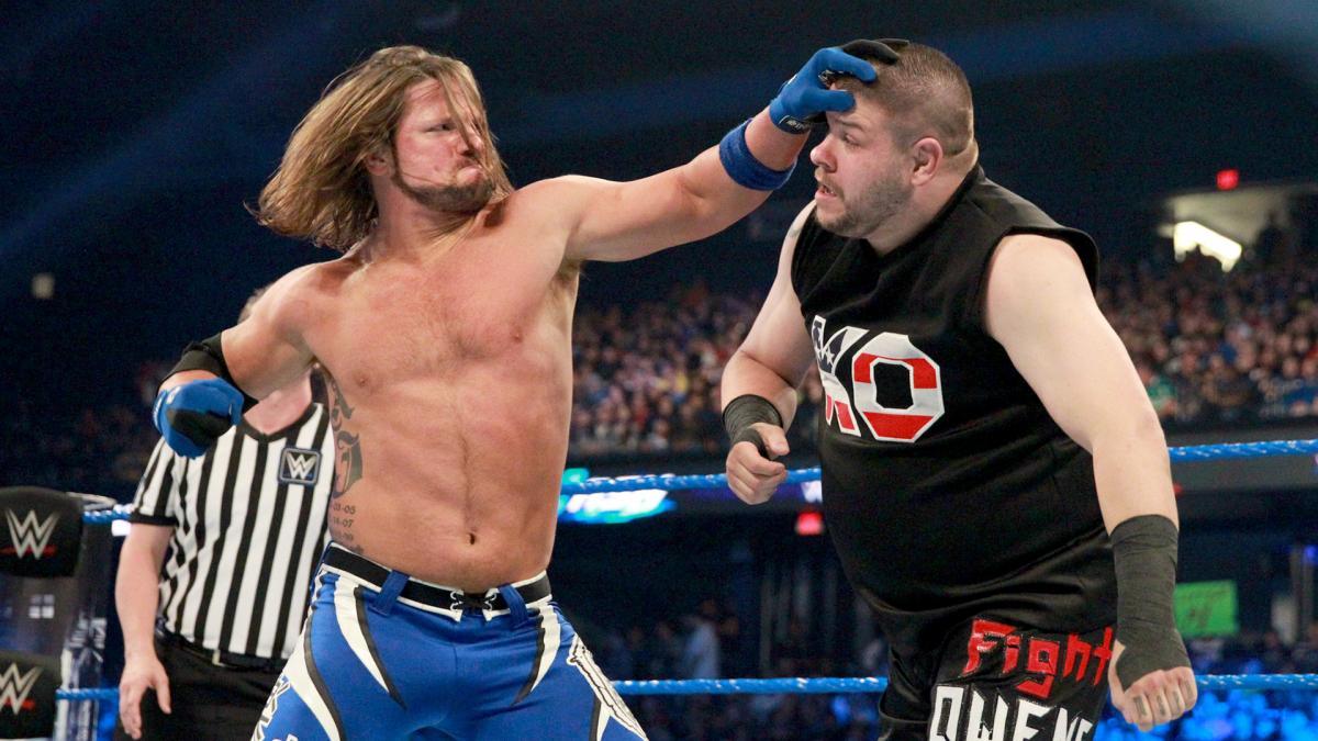 WWE ALL TOTAL: ¿Final Inesperado en el AJ Styles vs Kevin Owens?