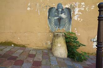 Sunday Street Art : Ender - rue de Savies - Paris 20