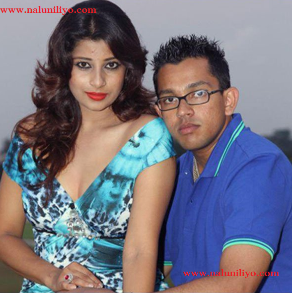 hot nadeesha hemamali with boy friend Udith Lokubandara