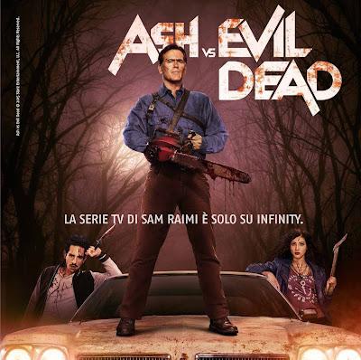 Ash VS Evil Dead (Infinity)