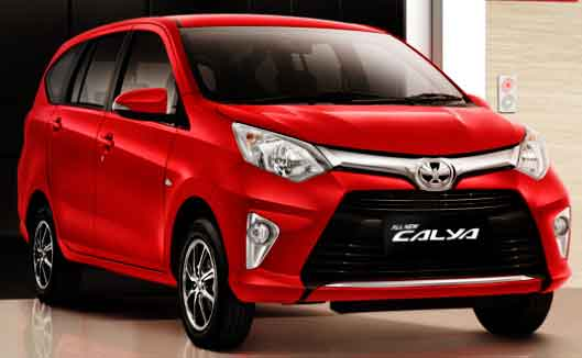Kelebihan dan Kekurangan Toyota Calya