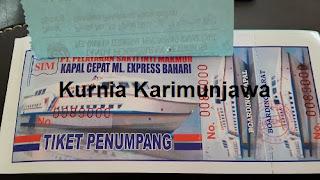 tiket kapal express