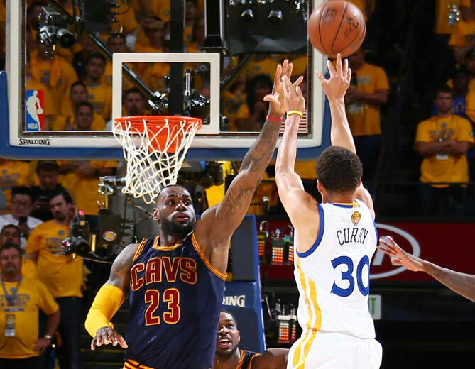 NBA Finals 2016 Live Game 1: Cleveland Cavaliers vs Golden ...