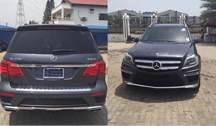 France-based lady finds her Nigerian house burgled, N20m car stolen