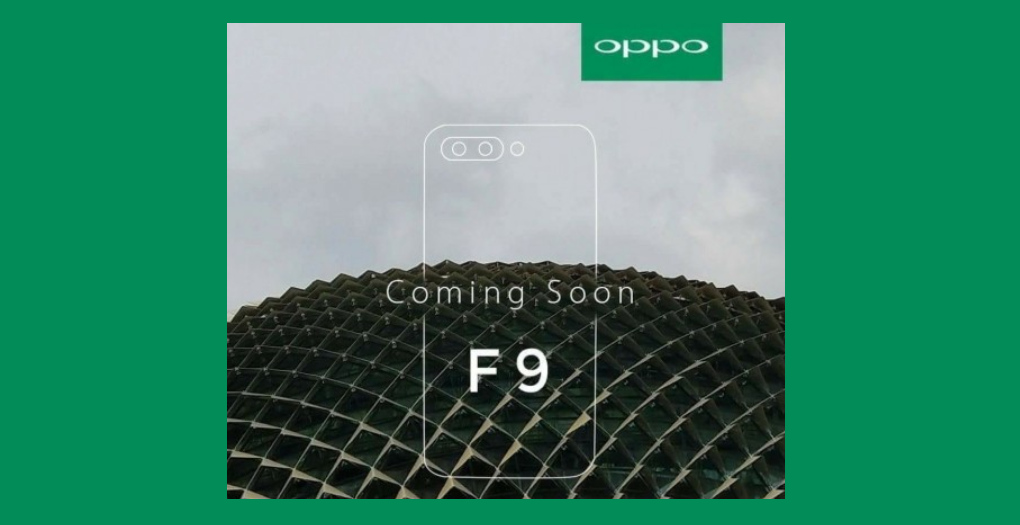 OPPO F9, OPPO F9 Pro