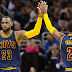 LeBron James and Kyrie Irving Have An Amazing Assists Night Against The Timberwolves