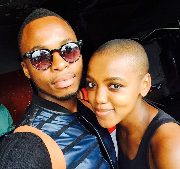 who is mxolisi from uzalo dating in real life