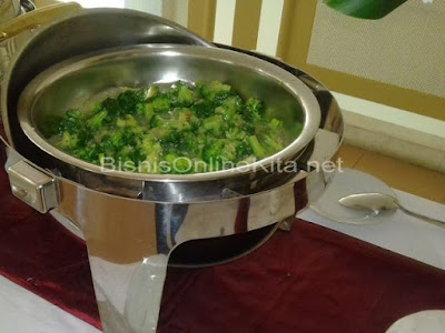 brocolli garlic