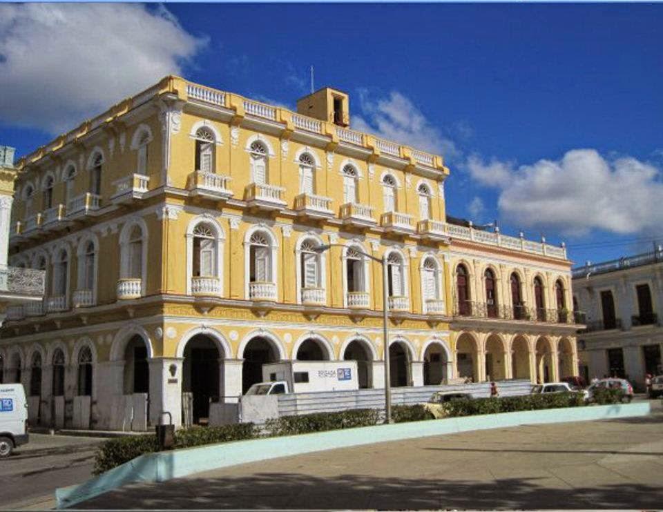 Hoteles en Sancti Spíritus