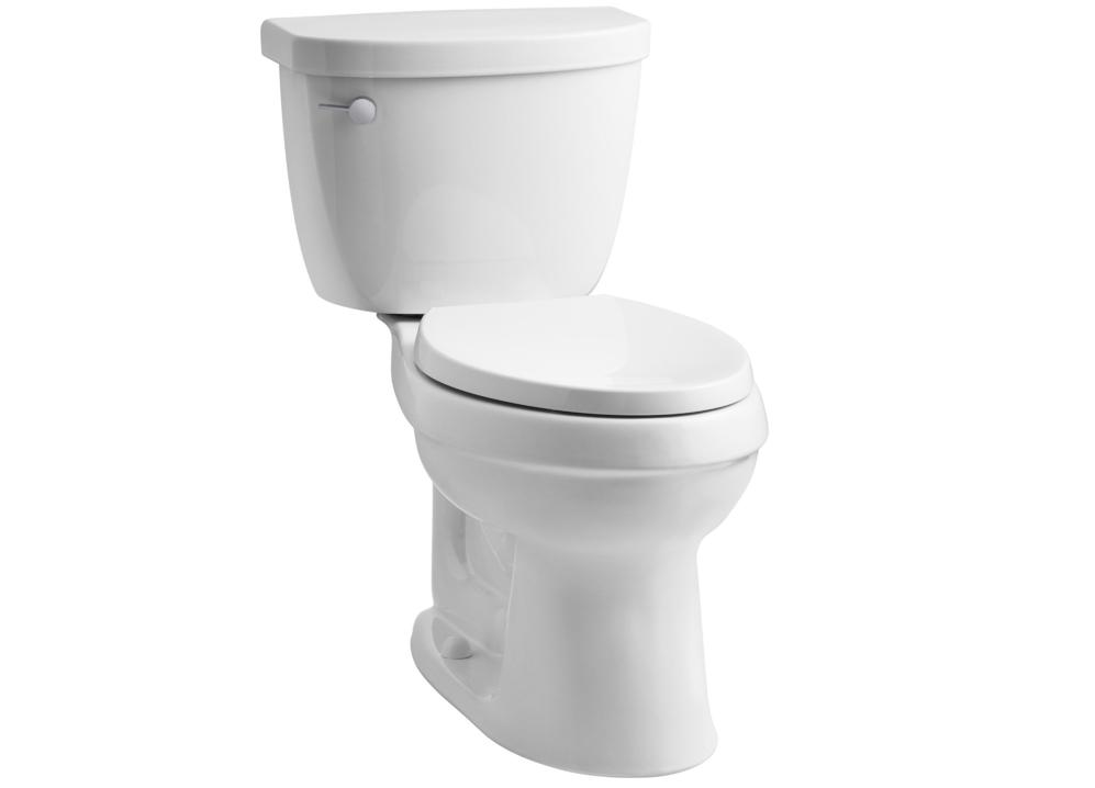 Everything Toilets Kohler Cimarron Comfort Height Review