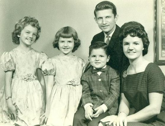 David Wilkerson e Família