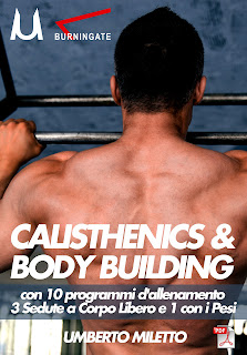 10 schede calisthenics e bodybuilding