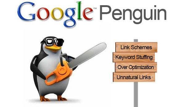Thuật toán Google Penguin là gì?