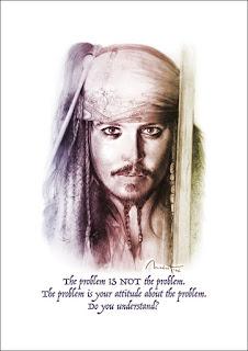 Poster Jack Sparrow