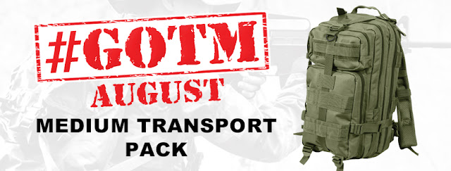 4 Uses for Rothco s Medium Transport Pack