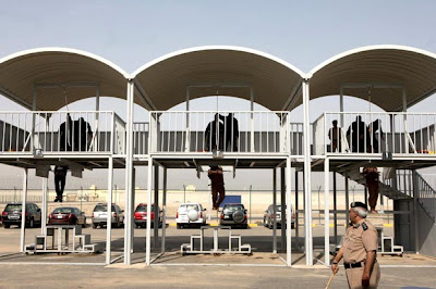 Triple execution in Kuwait on April 1, 2013