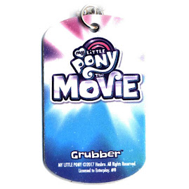 My Little Pony Grubber My Little Pony the Movie Dog Tag
