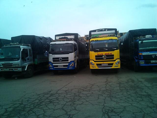 Thuê xe tải Hưng Nguyên