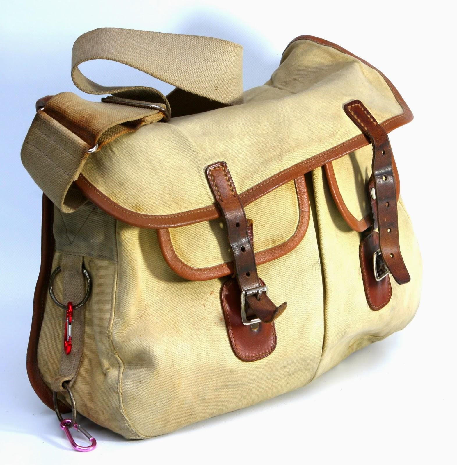 Chapman Cartridge Tablet Bag