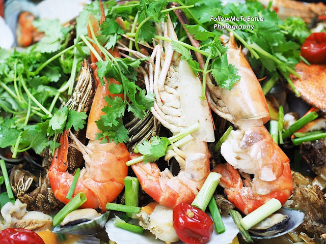 Fresh Water Prawns Aka Sang Har