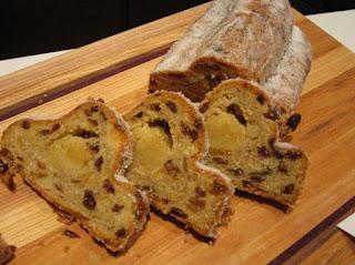 resep roti christmas stollen makanan khas natal dari jerman