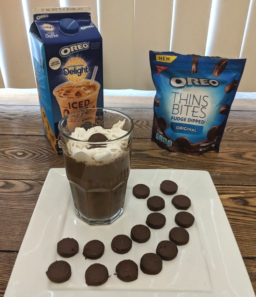 International Delight OREO Iced Coffee and OREO Thins Bites