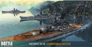 Battle of Warships Mod Apk Unlimited Money Free android