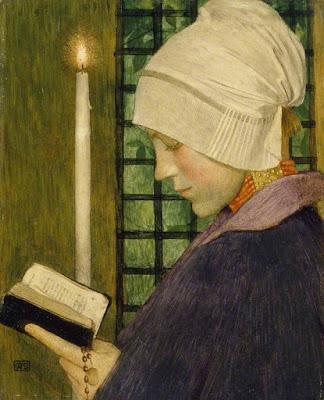 Jour des Cendres (1901), Marianne Stokes