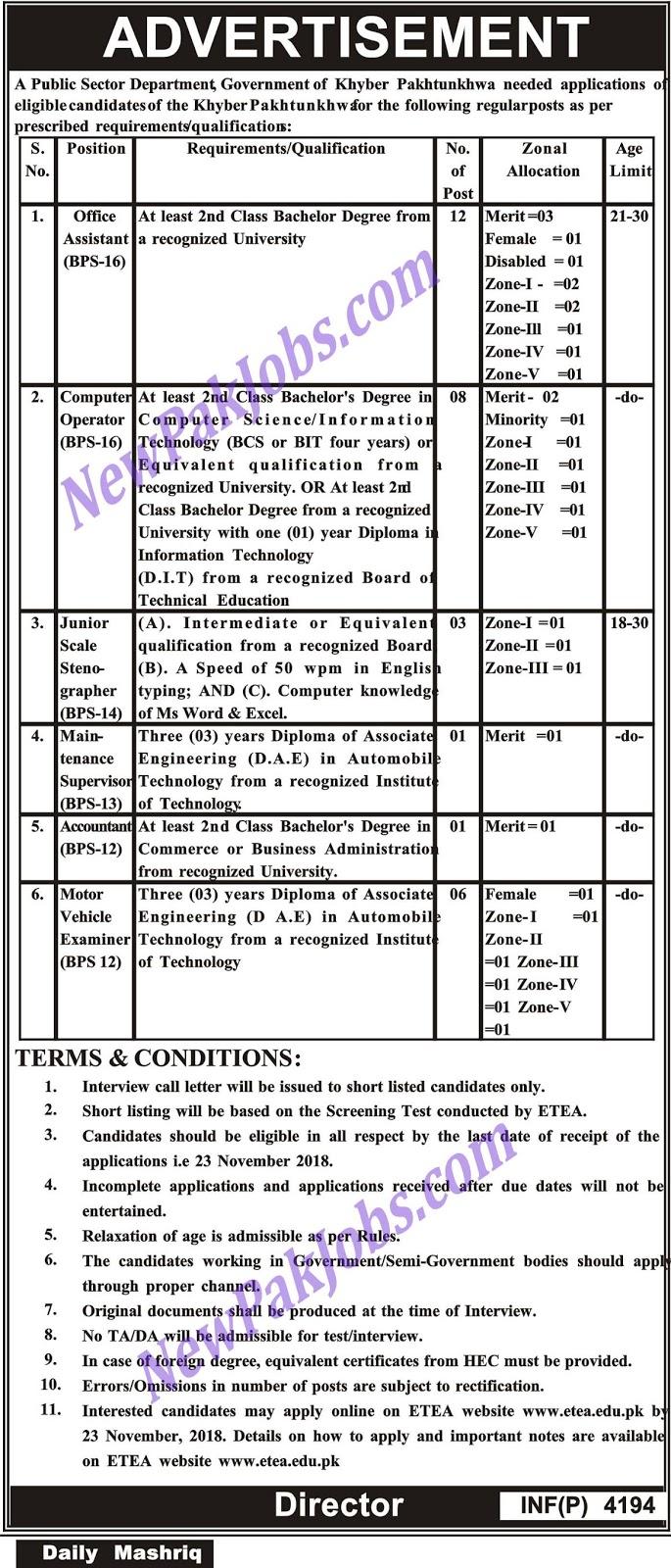 etea.edu.pk-jobs-november-2018