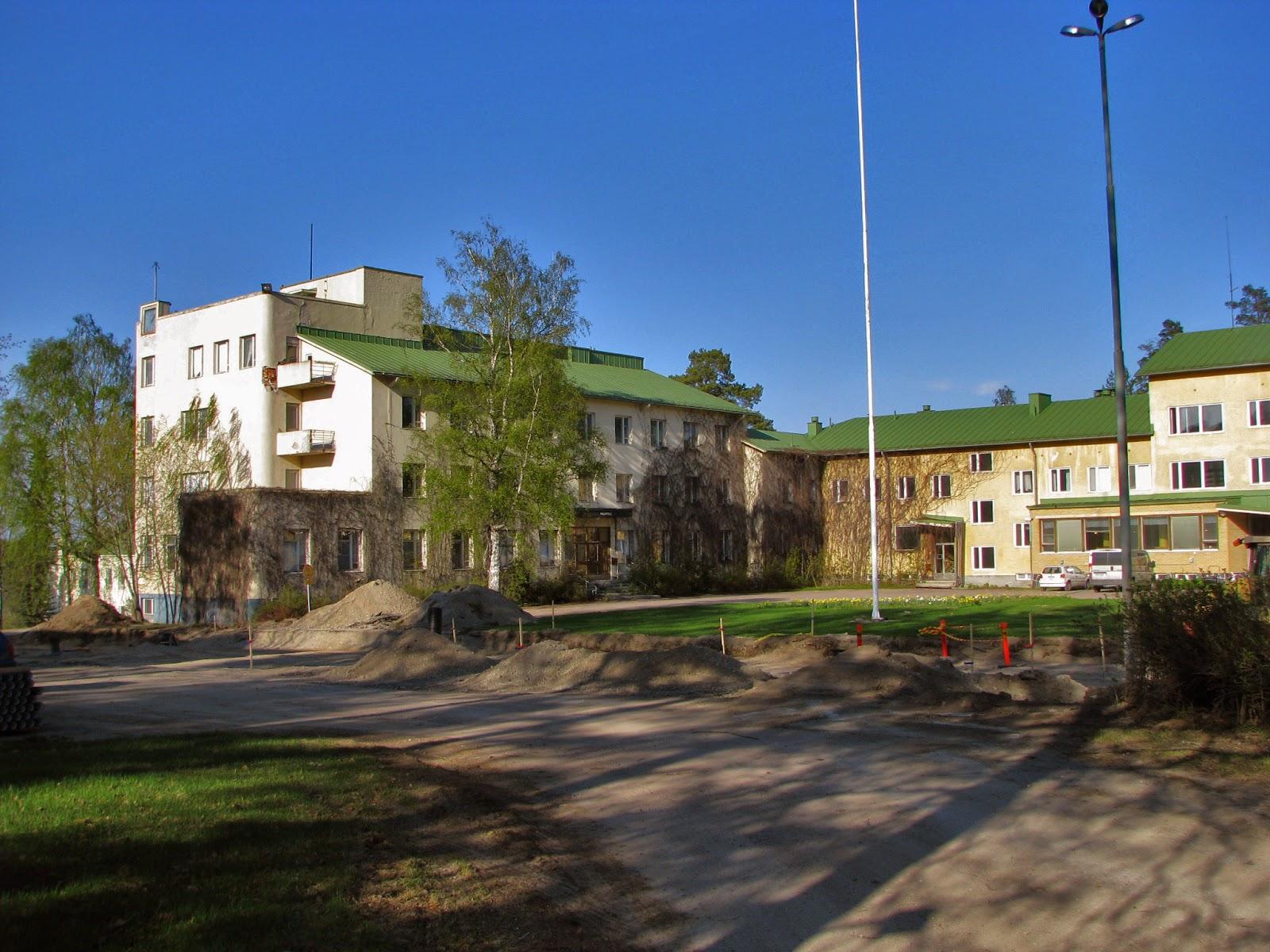 rauhan mielisairaala