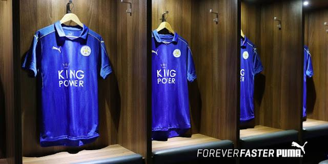 Puma triplicará su producción de camisetas del Leicester
