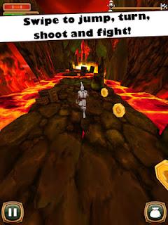Jeux De Black Fist Ninja Run Challenge