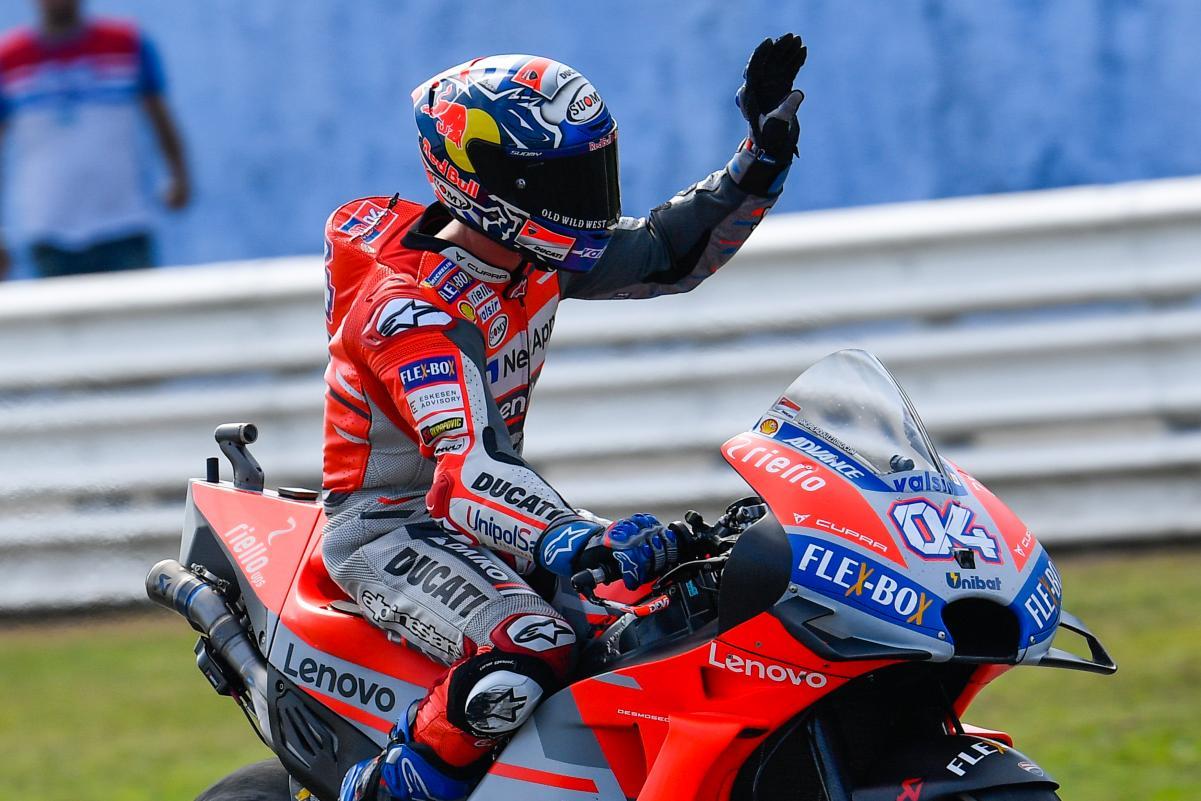 Jorge Lorenzo Putuskan Mengundurkan Diri dari MotoGP Jepang 2018