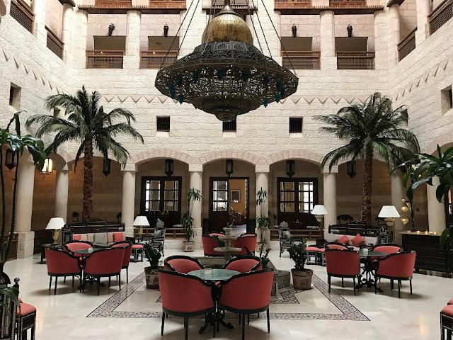 Melhor hotel de Petra