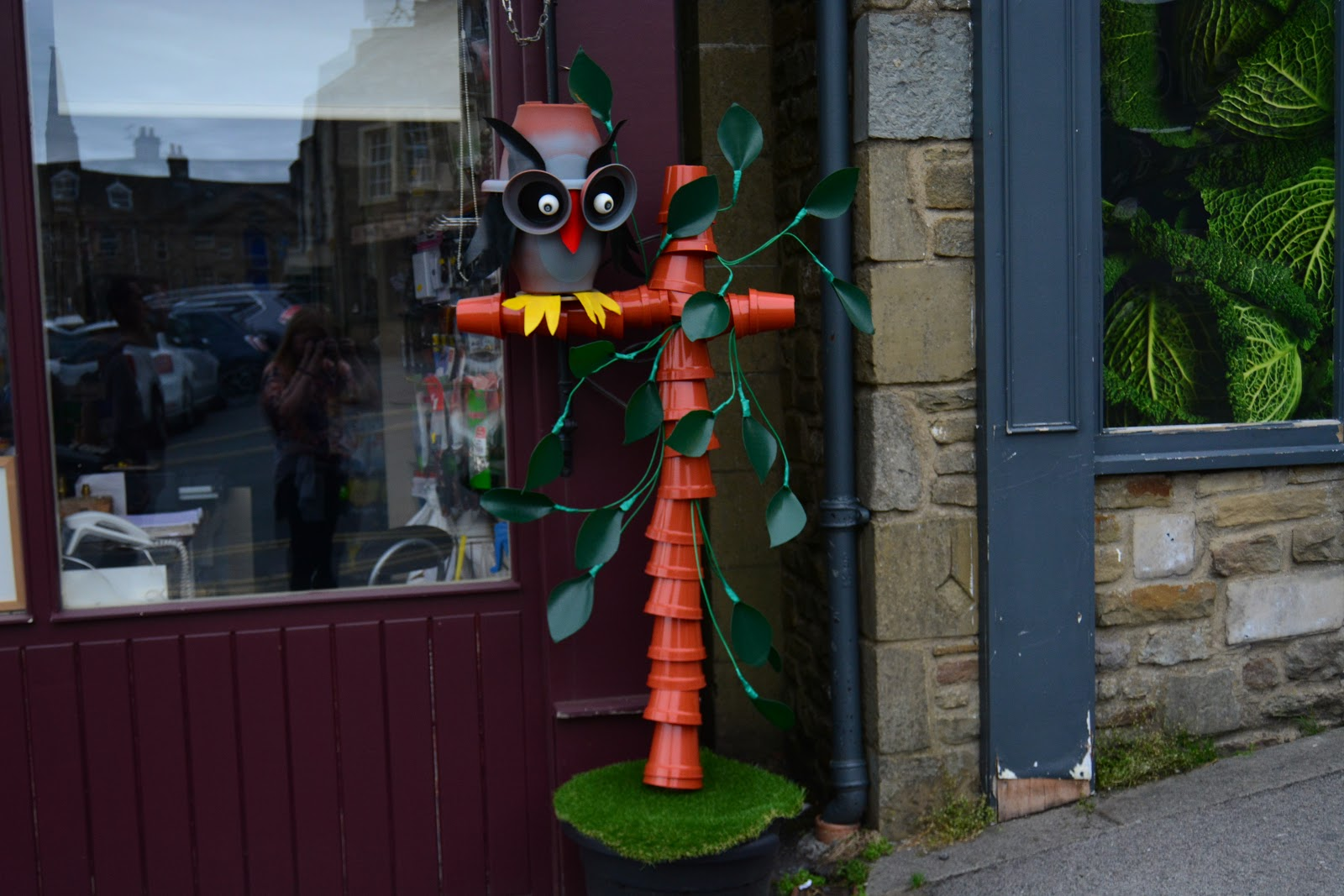 settle, west yorkshire, north yorkshire, yorkshire, flowerpot men, flowerpot festival, flowerpot, hiking, walking, trail, exhibition, local, community, camping, caravan
