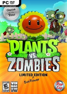 Download Plants VS Zombies Game Of The Year Edition Gratis PC Game