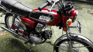 Yamaha L2 Super adalah motor yamaha pertama di indonesia