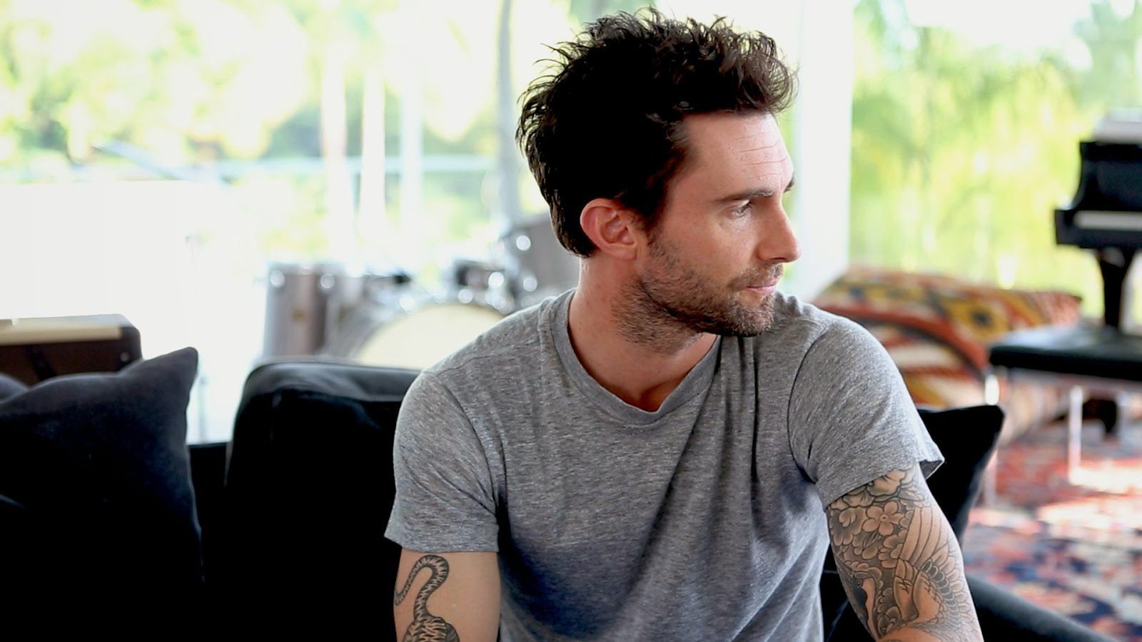 Adam Levine pictures - Stylish HD Wallpaper