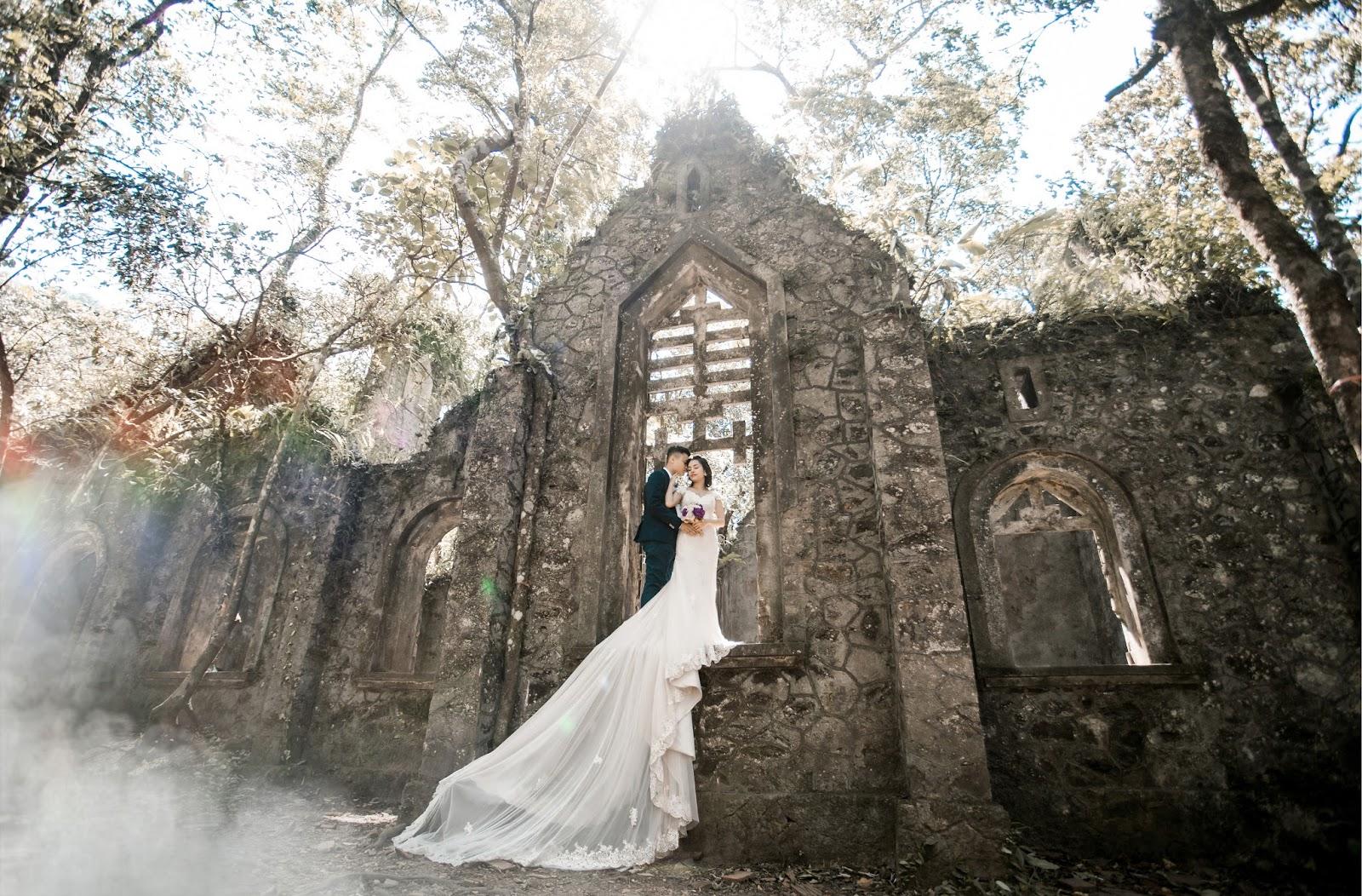 Địa điểm chụp ảnh cưới đẹp 2017: Album ảnh cưới tại Ba Vì