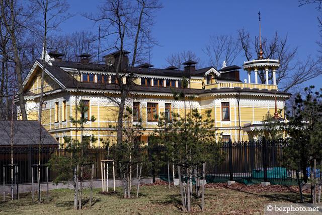 каменный остров санкт петербург достопримечательности