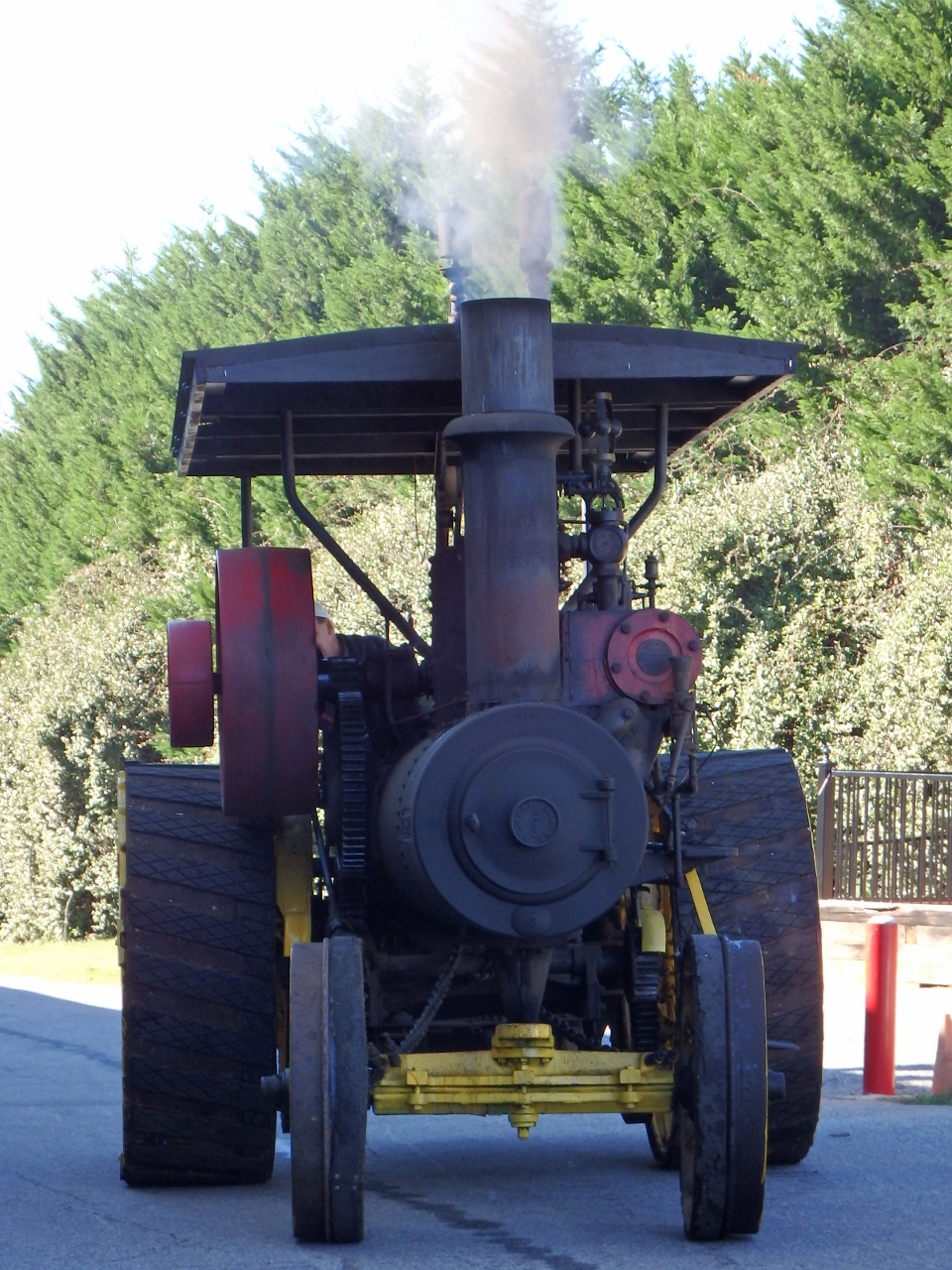 Russell Steam Engine
